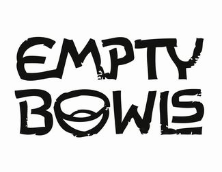 empty bowls logo original