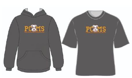Terrier Hoodies for Sale!  Click to download your printable order form.  Get your hoodie today!