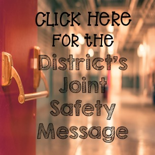CCPS Joint Safety Message