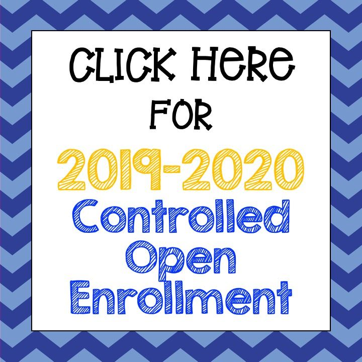 2019-2020 Controlled Open Enrollment