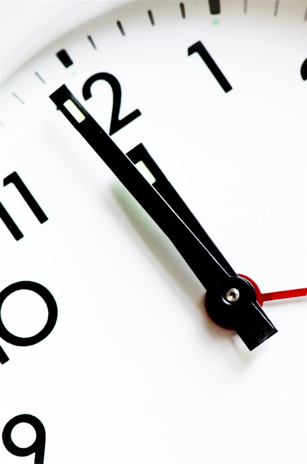 Picture of clock