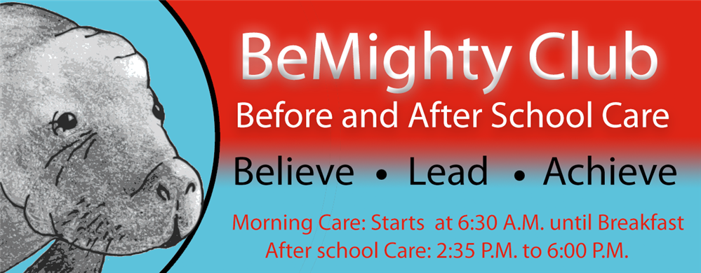 Be Mighty Club Banner