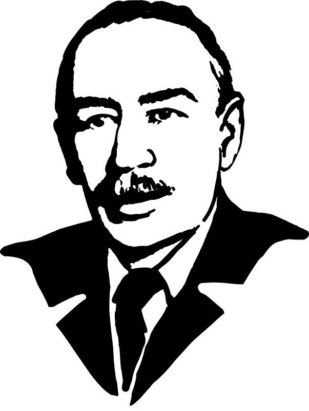 """In the long-run we are all dead"" - John Maynard Keynes"