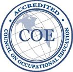 Council on Occupational Education Accredited