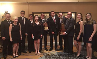 CHS Takes 3rd Place in the State Mock Trial Competition