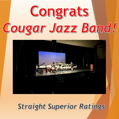 Congrats Ainger Jazz Band!