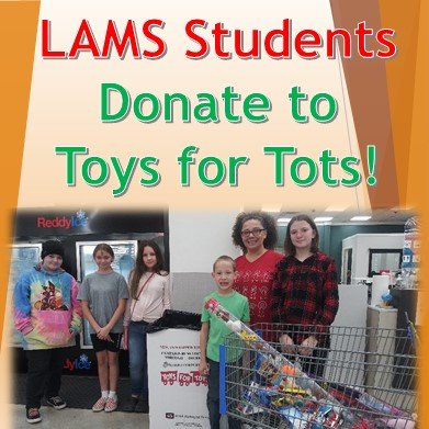 Toys for Tots - Student Donation